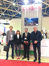 Продукция сербских предприятий была представлена на WORLDFOOD MOSCOW 2017