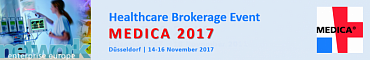 Healthcare brokerage event Medica 2017
